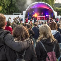 Groove Festival  - Sony Experia Stage - 20/08/2017 - Two day weekend Festival at Kilruddery House - Music/Food/Wellness/Family